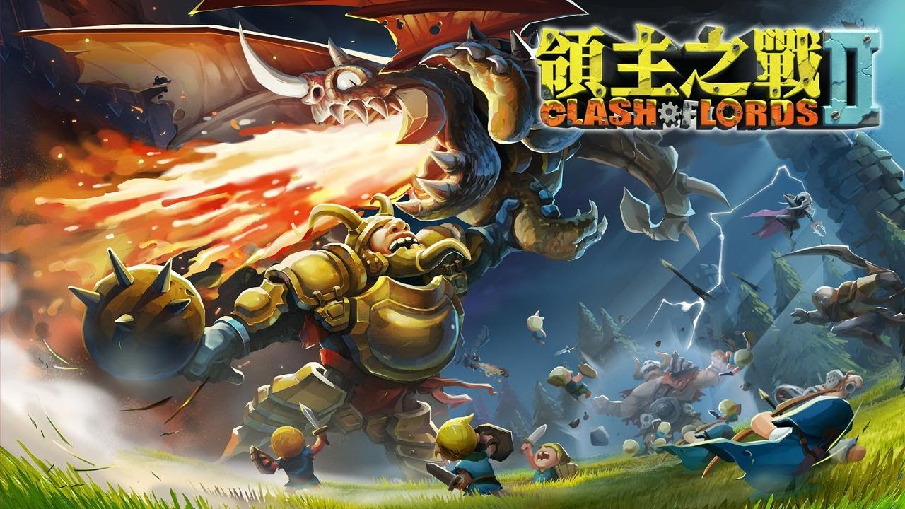 Clash of Lords 2 New Age Apk Data Download