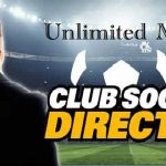 Club Soccer Director 2018 MOD Apk Unlimited Money Download