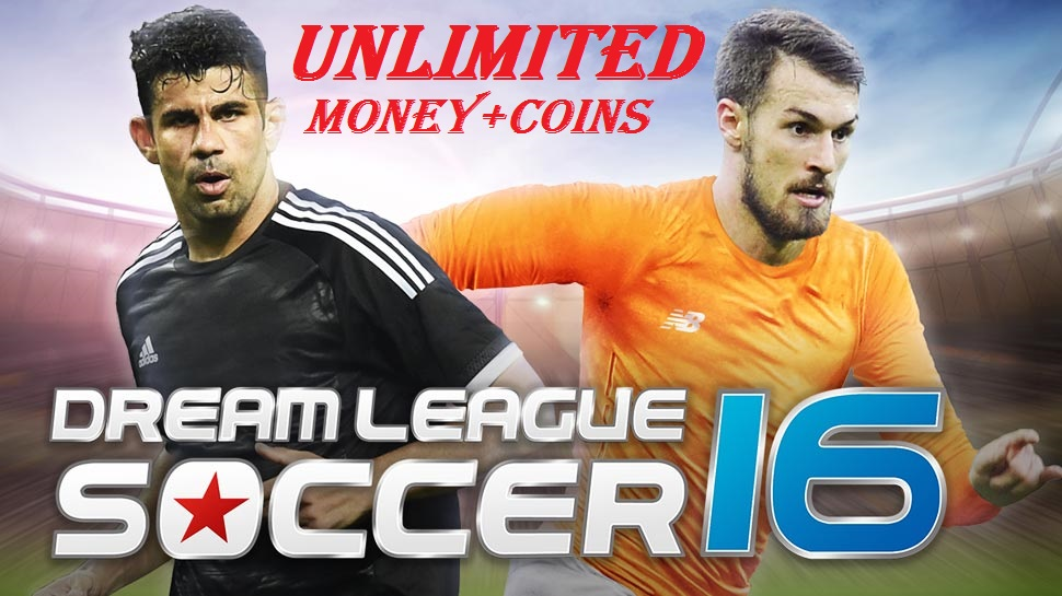 DLS 2016 - Dream League Soccer 2016 Mod Apk Download