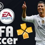FIFA Soccer PPSSPP for Android and iPhone Download