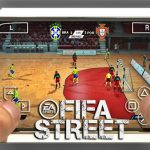 FIFA Street 2 PPSSPP for Android and iPhone Download