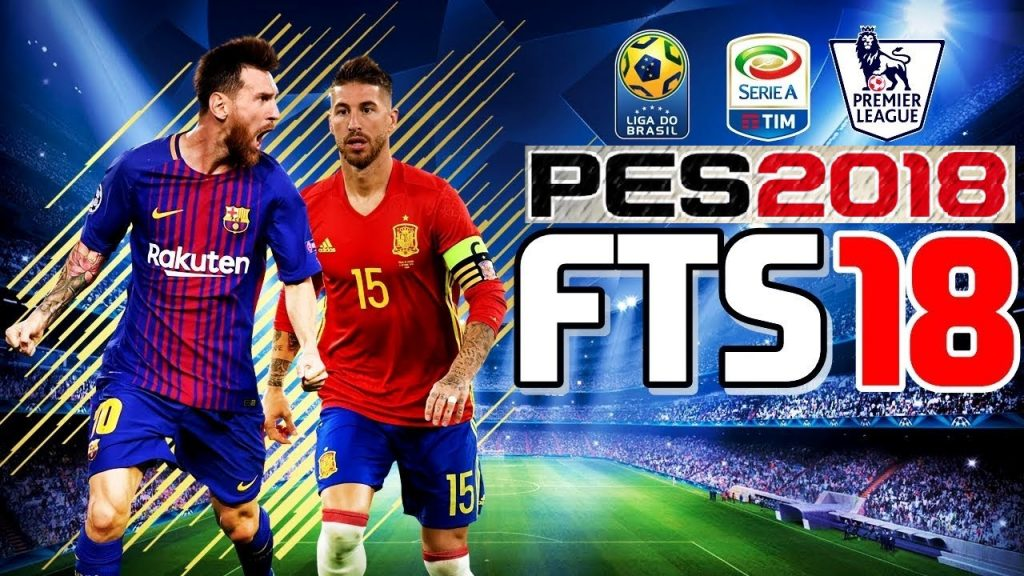 FTS Mod PES 2018 for Android Apk + Odd Data Download