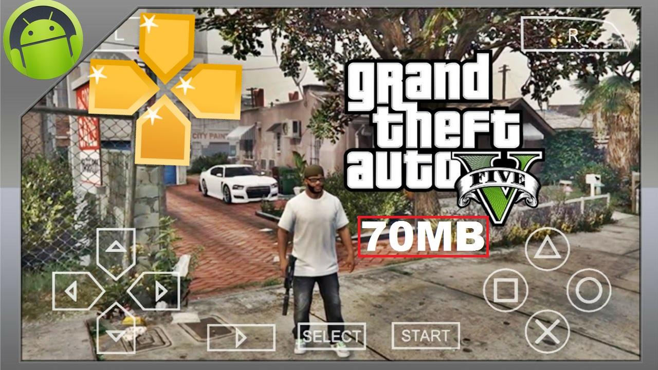 GTA 5 APK Lite 70MB Download