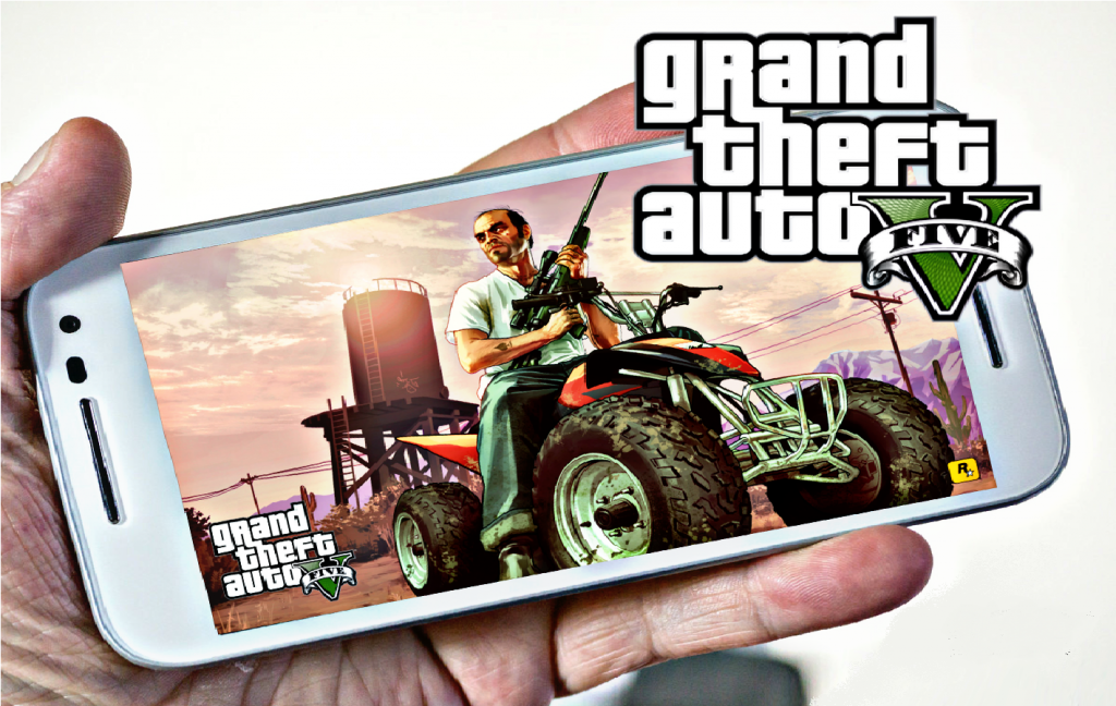 GTA SA Lite Modded GTA 5 Apk for Android Download