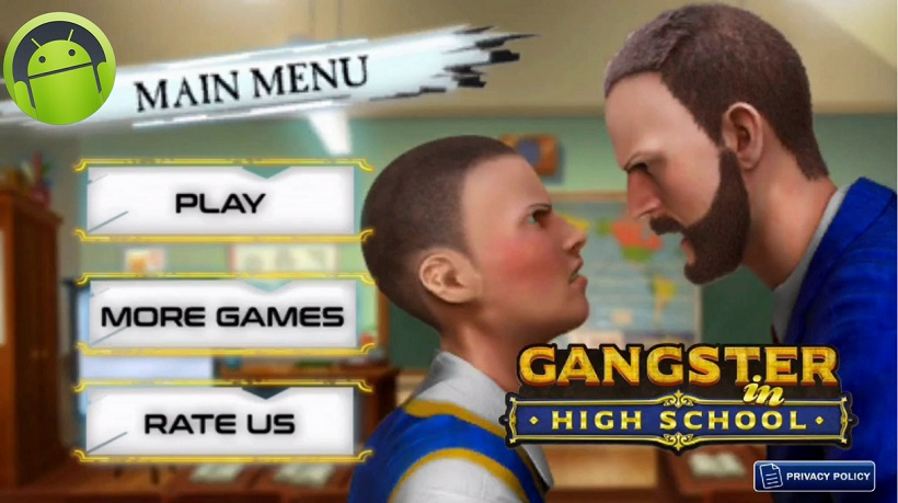 Gangster in High School Mod Apk Unlimited Money Download