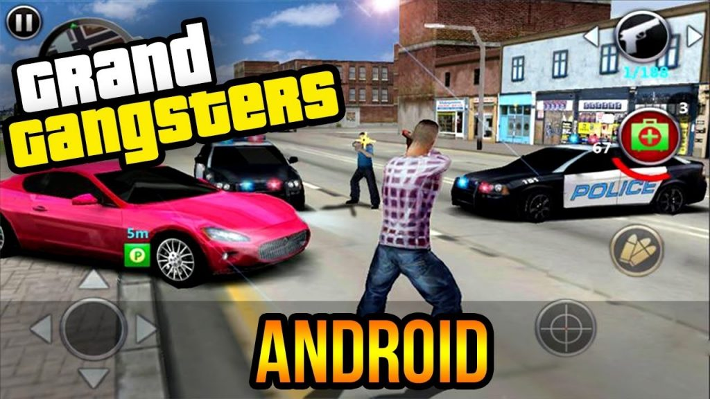 Grand Gangsters 3D APK MOD Android Download