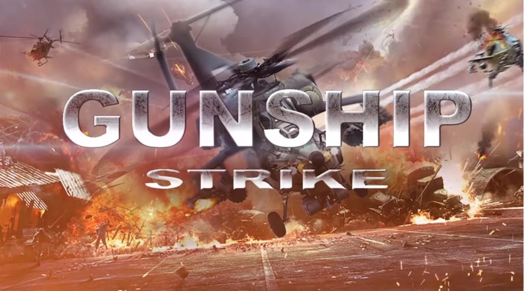 Gunship Strike 3D Mod Apk Download