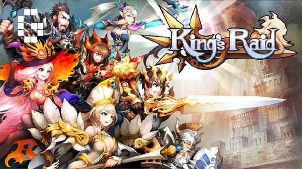King of Raids MOD APK Android Game Download