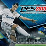 PES 2013 PPSSPP for Android Download
