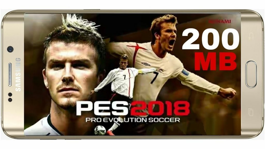 PES 2018 Lite APK MOD Free Download