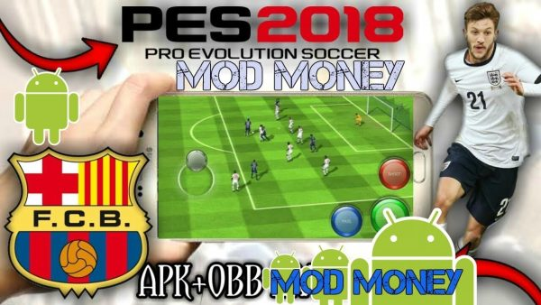 PES 2018 Update - Pro Evolution Soccer Mod Apk Data Download