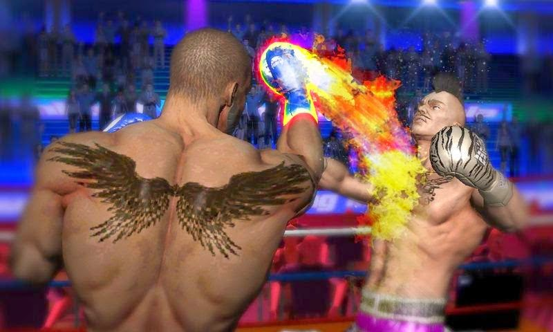 Punch Boxing 3D Apk Mod Money Download