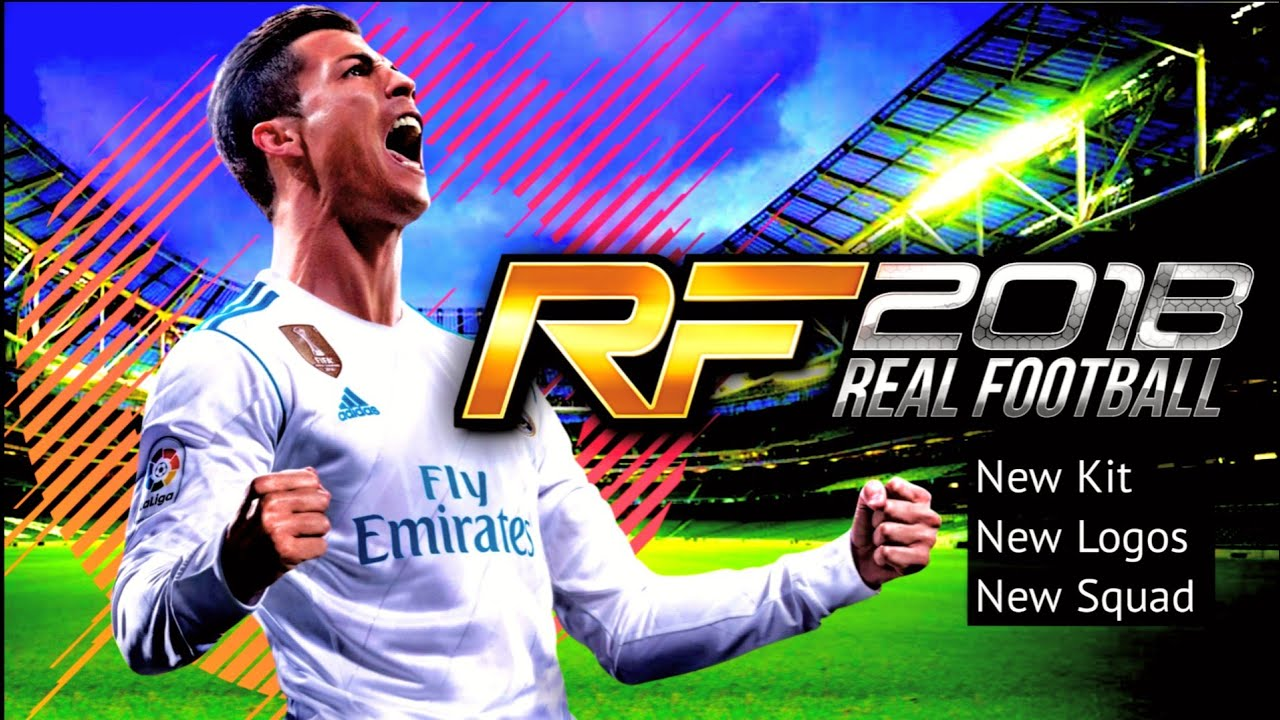 Real Football 2018 game download For Nokia Java Jar