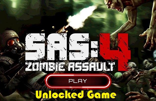 SAS Zombie Assault 4 Mod Apk Download