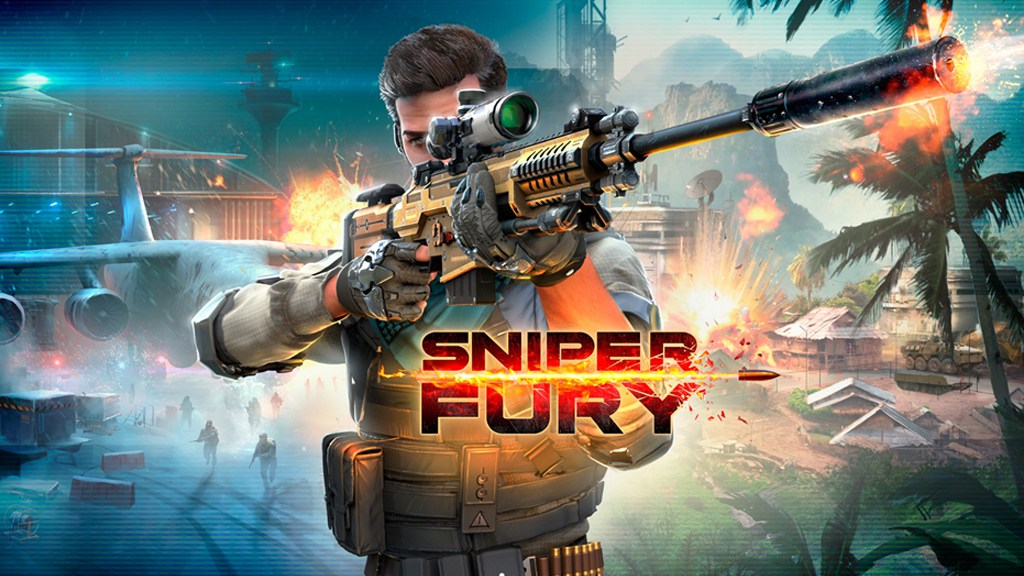 Sniper Fury Mod Apk Download