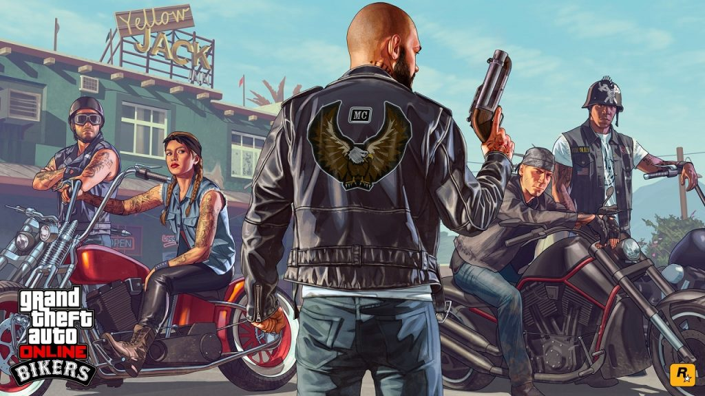 The GTA Online Bikers For Android and iOS