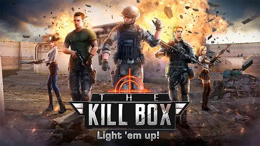 The Killbox Arena Combat Mod APK Download