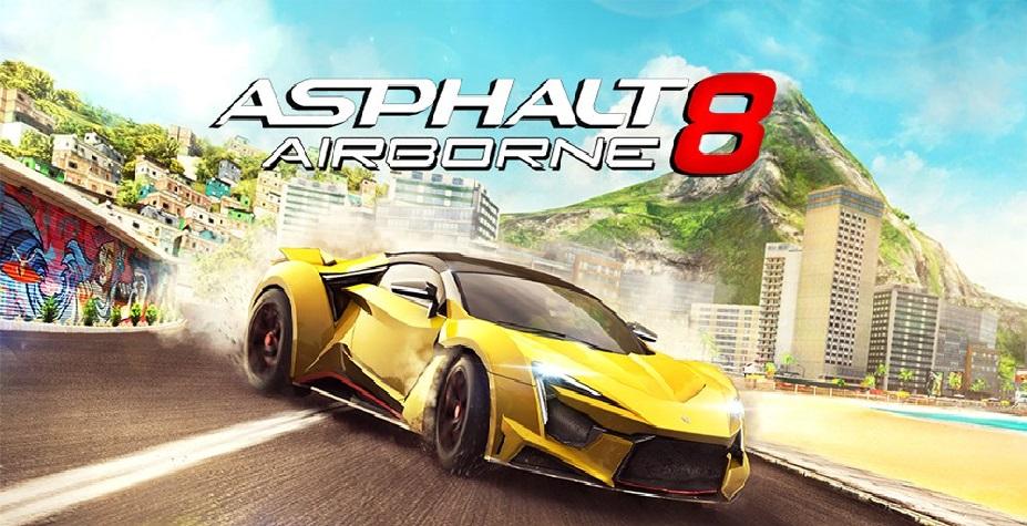 Asphalt 8 Airborne Apk Mod Download