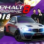 Asphalt 8 Airborne MOD Game for Android Download
