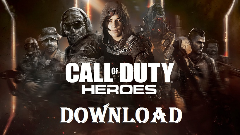 Call of Duty Heroes Apk Mod Data Download