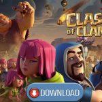 Clash Of Clans MOD APK 2018 Unlimited Gold Elixir Gems Download