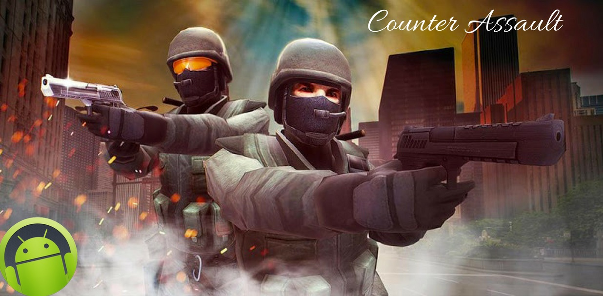 Counter Assault Online FPS Mod Apk Download