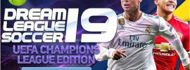 DLS19 UCL - Dream League Soccer 2019 Android HD Graphics
