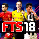 FTS 18 - First Touch Soccer 2018 Apk Obb Data Offline Download