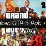 GTA 5 Mod APK Data For Android Full Game Download