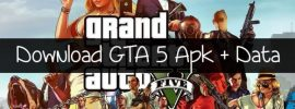 GTA 5 APK Data For Android Full Game Download