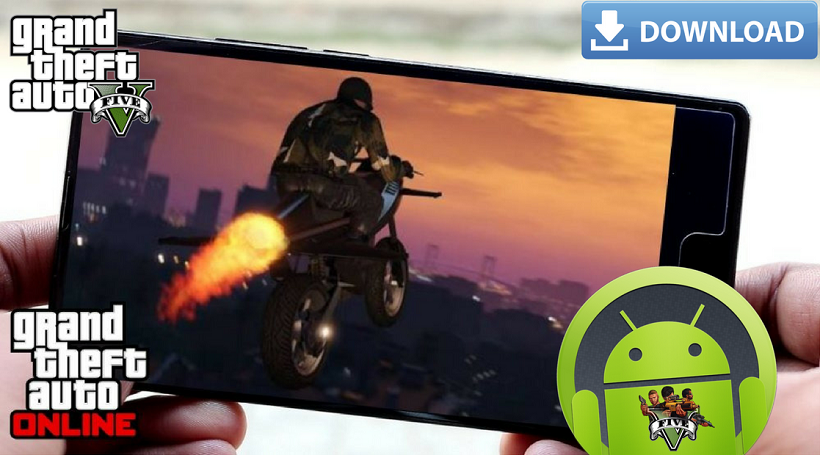 GTA 5 Online Apk Data Download