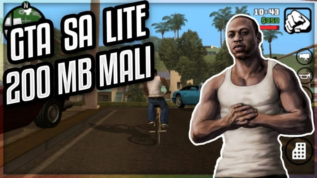 GTA SA Lite APK Android Game Download