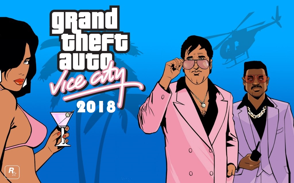 GTA Vice City For Android Apk OBB Data Download