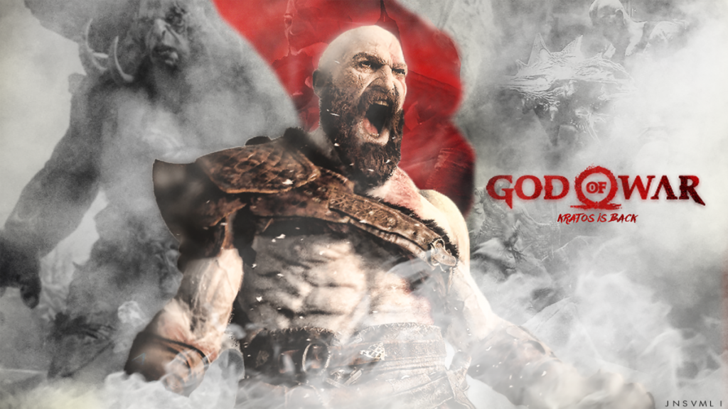 God of War 4 Game 2018 arrive on April 20