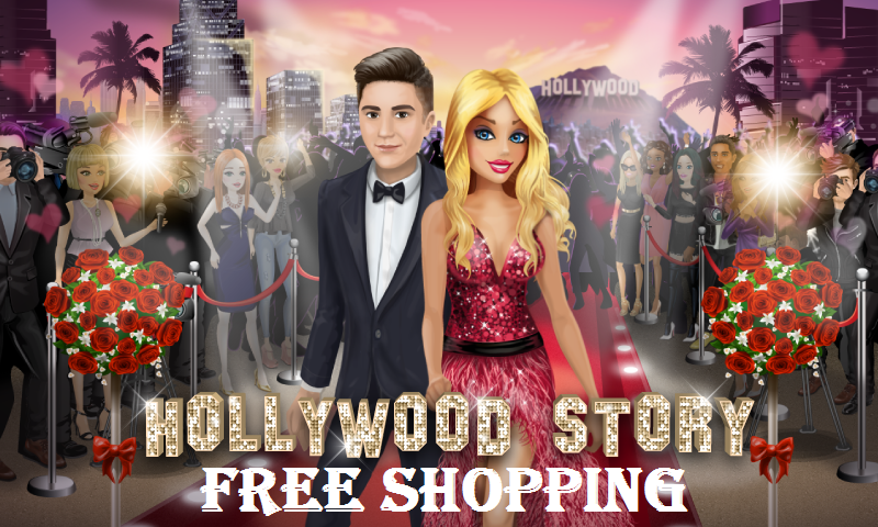 Hollywood Story Mod Apk Free Shopping Download