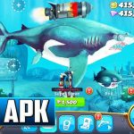 Hungry Shark World MOD APK Sharks Unlocked Download