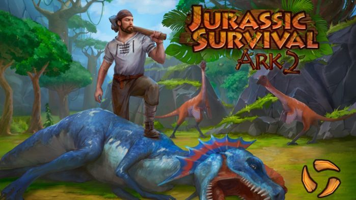Jurassic Survival Island ARK 2 Evolve Mod Apk Download
