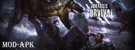 Jurassic Survival MOD APK Unlimited Coins Download