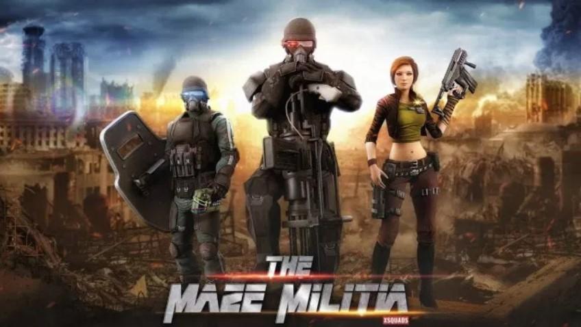 MazeMilitia Mod Apk Data Download