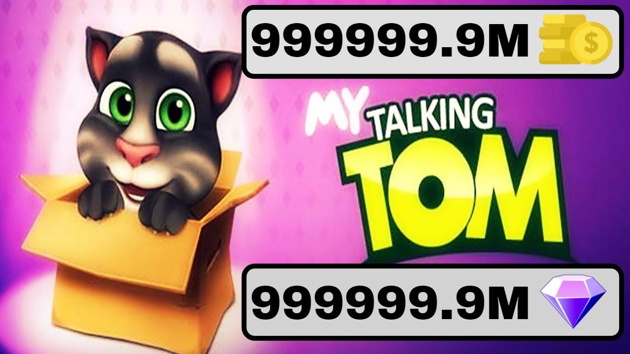 My Talking Tom 2018 Mod Apk Data Download