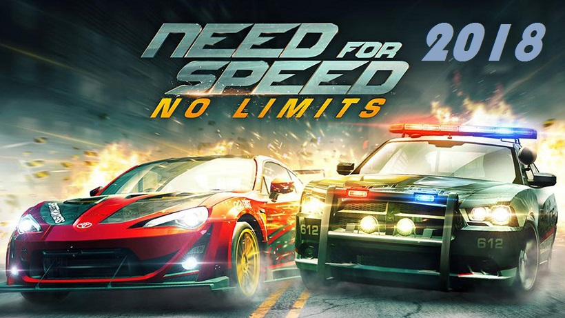 NFS 2018 - Need for Speed No Limits MOD APK Download