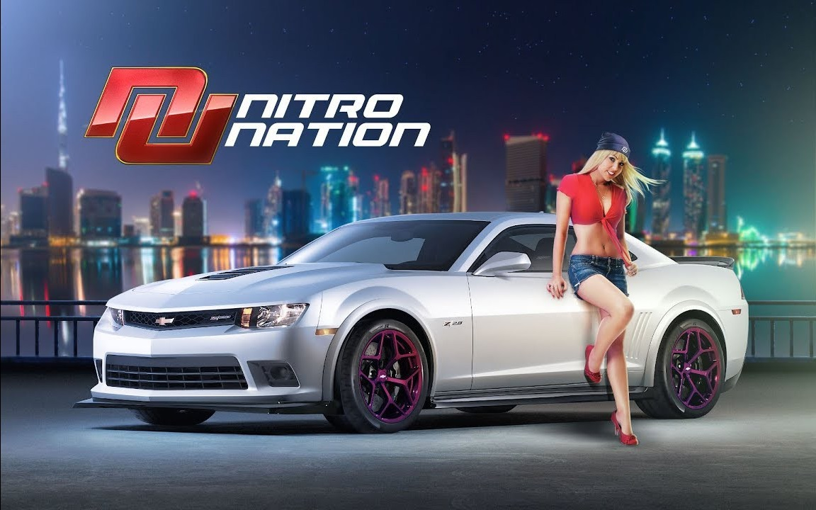 Nitro Nation Racing Mod Apk Unlimited Money Download