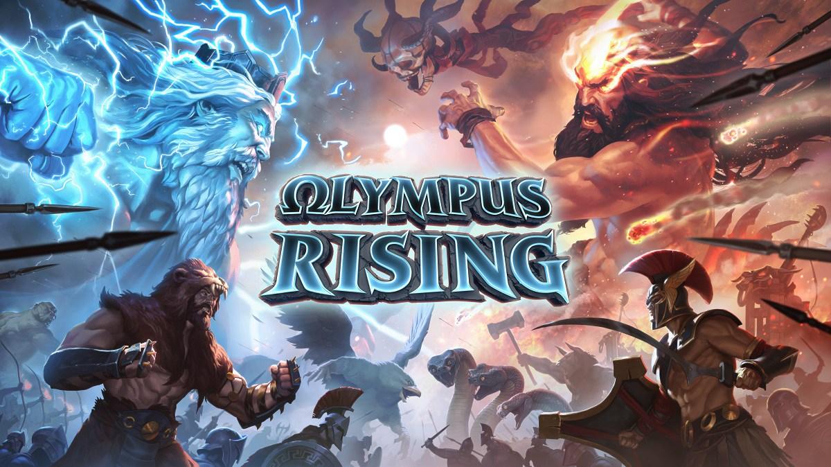 Olympus Rising Mod Apk Download
