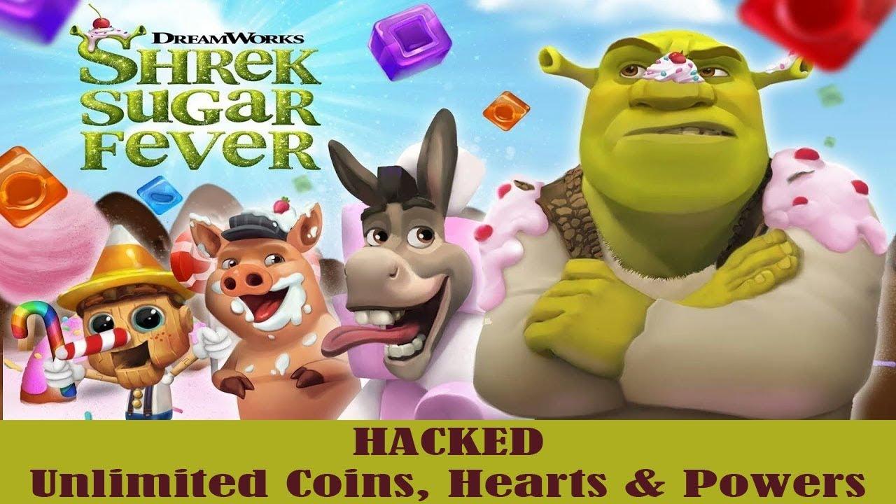 Shrek Sugar Fever Mod Apk Download