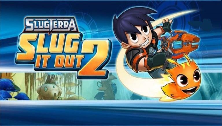 Slugterra Slug it Out 2 Mod Apk Data Download