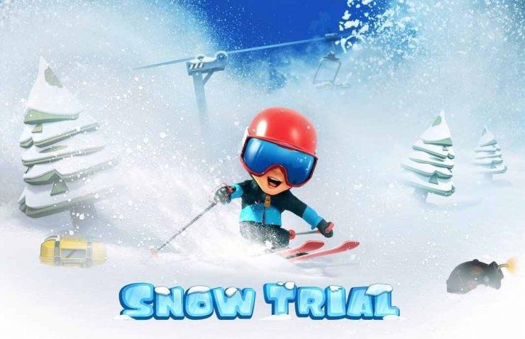Snow Trial Mod Apk Unlimited Cash Money Download