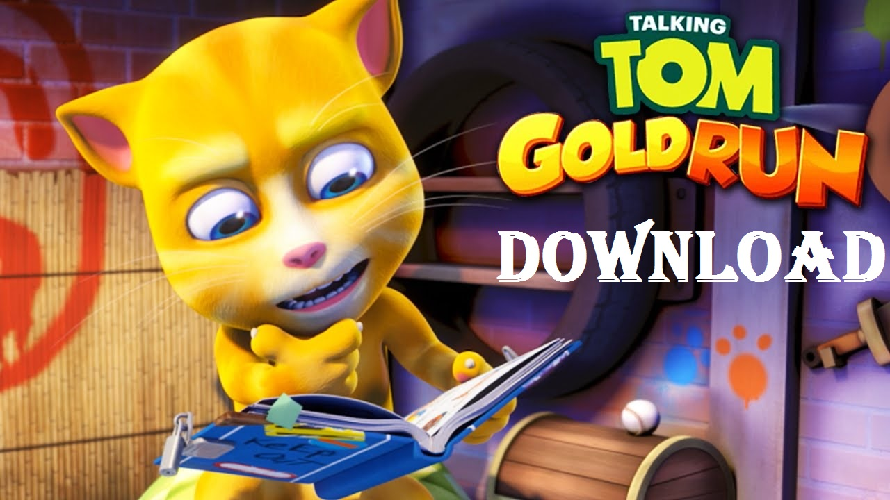Talking Tom Gold Run Mod Apk Unlimited Money Download