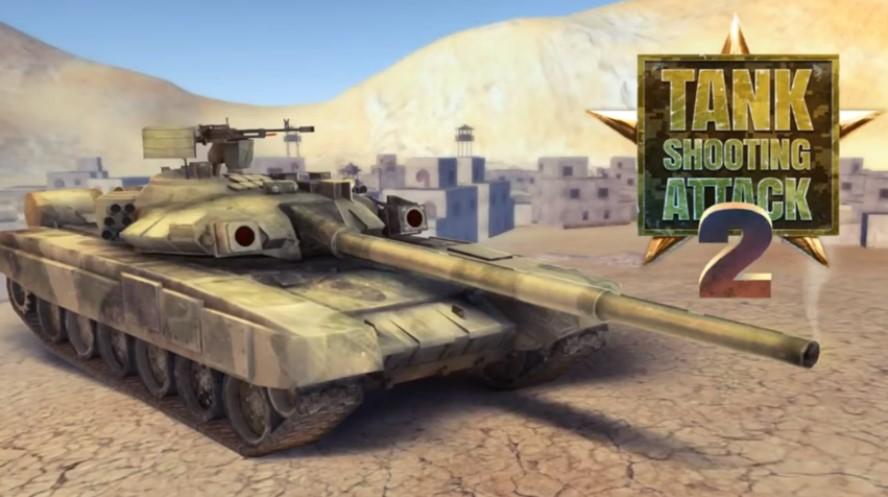 Tank Shooting Attack 2 APK MOD Download