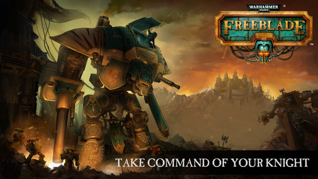 Warhammer 40,000 Freeblade MOD APK Download