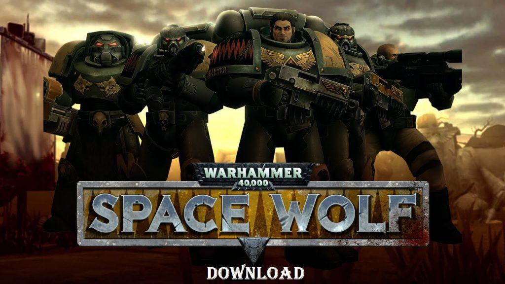 Warhammer 40,000 Space Wolf Mod Apk Data Download